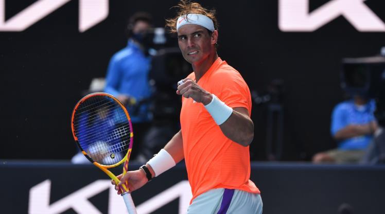 Nadal ve Medvedev çeyrek finalde