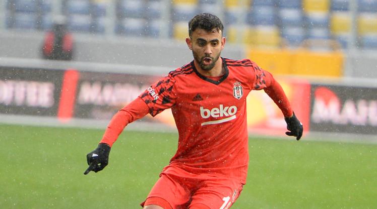 Beşiktaş'tan Ghezzal açıklaması