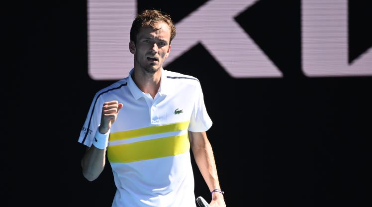 Medvedev, Avustralya Açık'ta yarı finalde