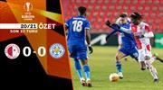 ÖZET   Slavia Prag 0-0 Leicester City