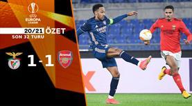 ÖZET | Benfica 1-1 Arsenal