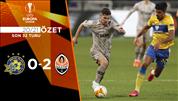 ÖZET   Maccabi Tel Aviv 0-2 Shakhtar Donetsk