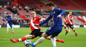Chelsea'nin galibiyet serisi bitti