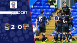 ÖZET | Coventry City 2-0 Brentford