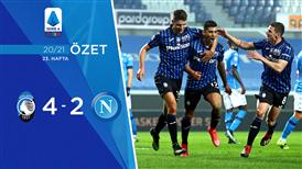 ÖZET   Atalanta 4-2 Napoli
