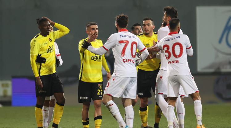 """İstanbulspor'dan """"kural hatası"""" başvurusu"""