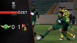 ÖZET | Akhisarspor 0-1 İstanbulspor