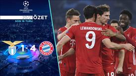 ÖZET   Lazio 1-4 Bayern Münih