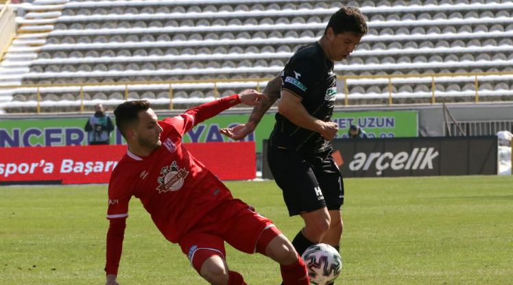 B. Boluspor-AE Balıkesirspor maçının ardından
