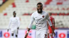 Boupendza, Hatayspor'da kaldı!