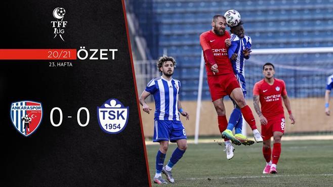 ÖZET   Ankaraspor 0-0 Tuzlaspor