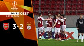 ÖZET | Arsenal 3-2 Benfica