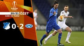 ÖZET   Hoffenheim 0-2 Molde