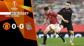 ÖZET | Manchester United 0-0 Real Sociedad