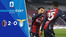 ÖZET   Bologna 2-0 Lazio