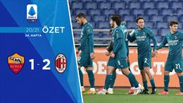 ÖZET | Roma 1-2 Milan