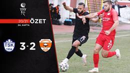 ÖZET | Tuzlaspor 3-2 Adanaspor