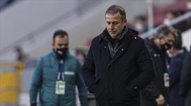 Trabzonspor 2021'de ilk kez yenildi
