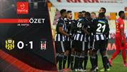 ÖZET | Y. Malatyaspor 0-1 Beşiktaş
