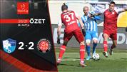 ÖZET | BB Erzurumspor 2-2 F. Karagümrük
