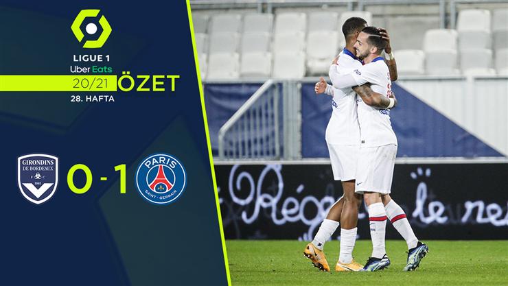 ÖZET | Bordeaux 0-1 PSG