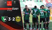 ÖZET | Yukatel Denizlispor 3-2 Yeni Malatyaspor
