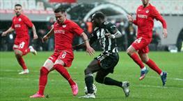 Beşiktaş - Gaziantep FK maçının notları
