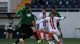 Akhisarspor - Eskişehirspor maçının ardından