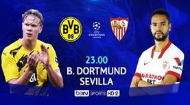 Muhtemel 11'ler | Borussia Dortmund - Sevilla