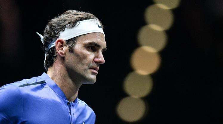 Federer Dubai'de yok