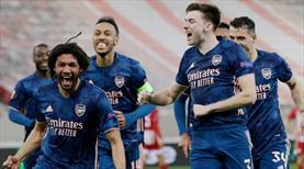 İZLE | Mohamed Elneny'den muhteşem gol