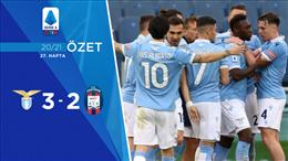 ÖZET   Lazio 3-2 Crotone