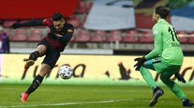 HK Kayserispor - Galatasaray maçının notları