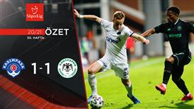 ÖZET | Kasımpaşa 1-1 İH Konyaspor