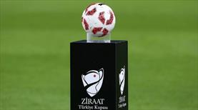 Ziraat Türkiye Kupası'nda yarı final heyecanı