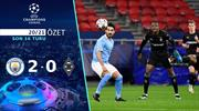 ÖZET   Manchester City 2-0 M'Gladbach