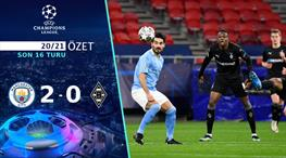 ÖZET | Manchester City 2-0 M'Gladbach