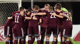 Millilerin rakibi Letonya'nın kadrosu belli oldu