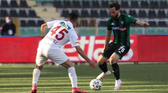 PFDK'dan Özer Özdemir'e iki maç ceza