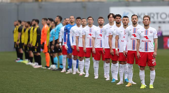 İstanbulspor - Altınordu maçının ardından