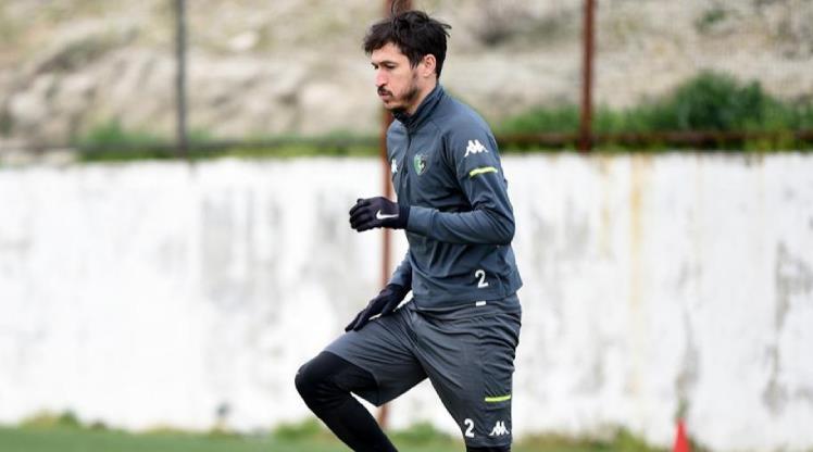 Lopes, Denizlispor ile sözleşmesini feshetti
