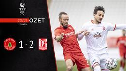ÖZET | BS Ümraniyespor 1-2 AE Balıkesirspor