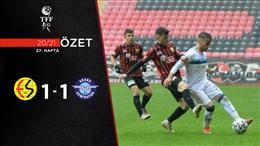 ÖZET | Eskişehirspor 1-1 Adana Demirspor