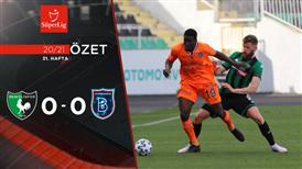 ÖZET   Y. Denizlispor 0-0 M. Başakşehir