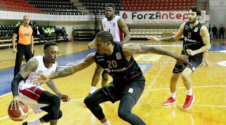 Gaziantep Basketbol evinde hata yapmadı
