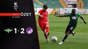 ÖZET | Akhisarspor 1-2 A. Keçiörengücü
