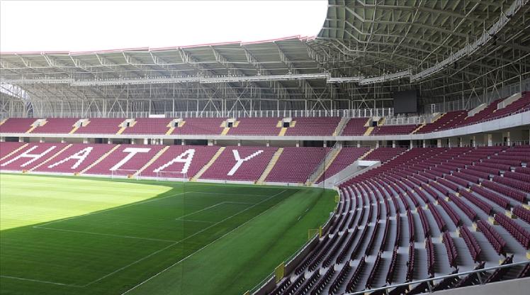 A. Hatayspor-Fenerbahçe açılış maçı iptal edildi
