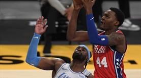 Philadelphia 76ers 4'te 4 yaptı