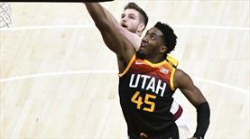 NBA'de Jazz devam ediyor