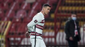 Ronaldo'nun fırlattığı pazubandı, hayat kurtaracak